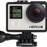 GoPro ActionCamera Hero4 Black Adventure Edition (CHDHX-401)