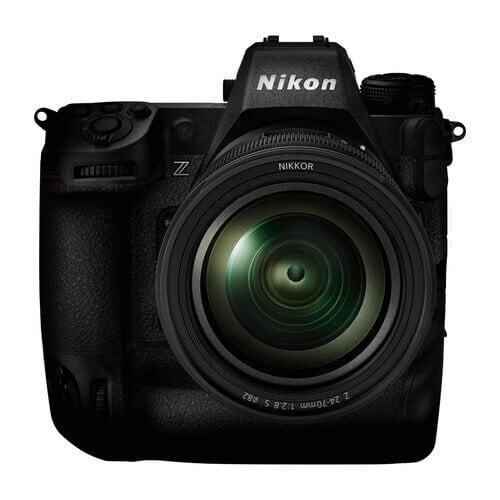 Nikon Z 9 Mirrorless Digital Camera