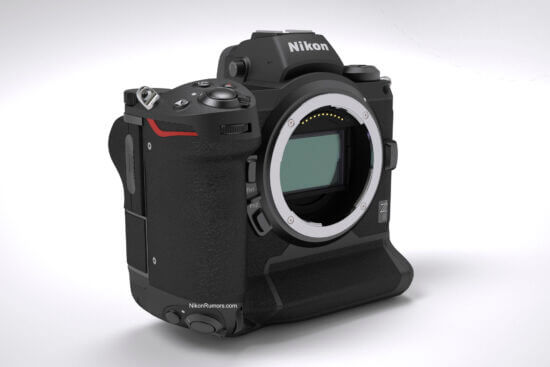 Nikon Z 9 Mirrorless Digital Camera 2