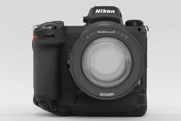 Nikon Z 9 Mirrorless Digital Camera 3
