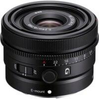 Sony (SEL40F28G) FE 24mm f/2.8 G Lens