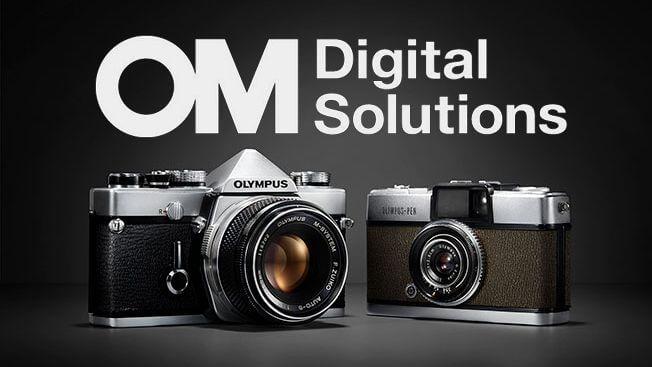olympus om digital solution
