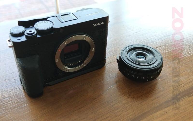 รีวิว Fujifilm X-E4 5-axis
