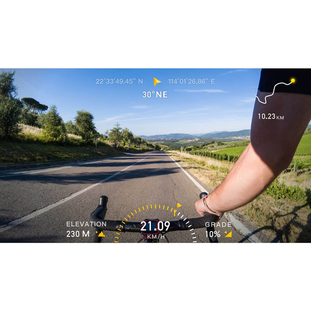 Insta360 GPS Smart Remote for ONE R and ONE X Cameras