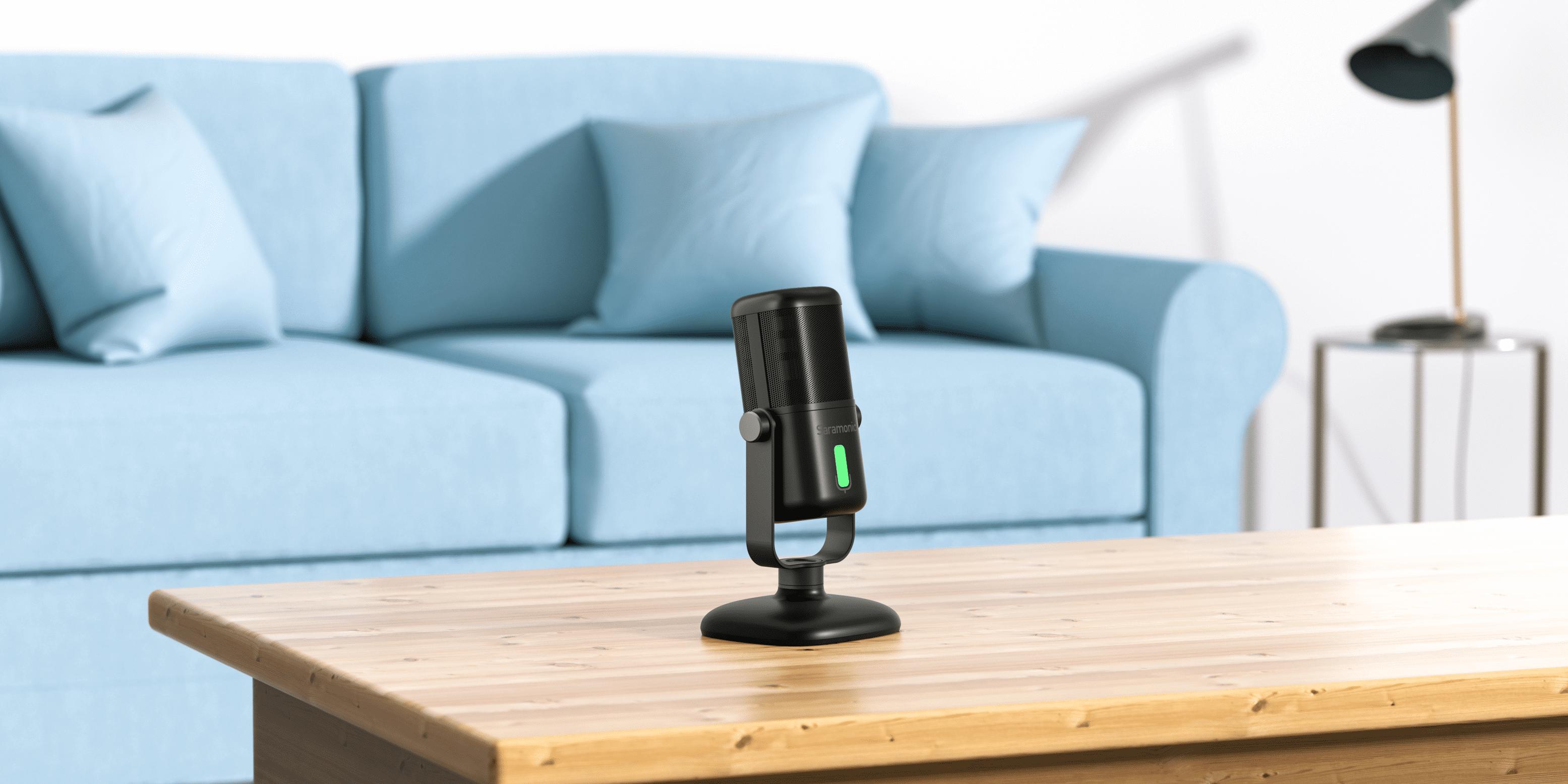 Saramonic SR-MV2000 Compact and Professional USB Microphone