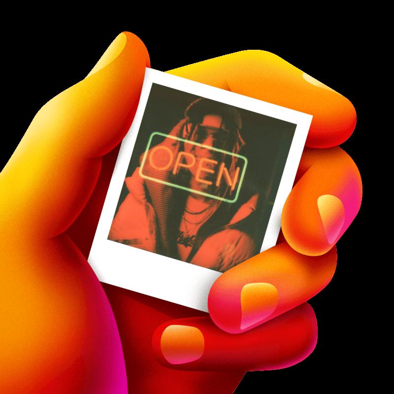 Polaroid Go Instant Camera
