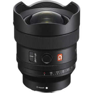 Sony FE 14mm f1.8 GM Lens