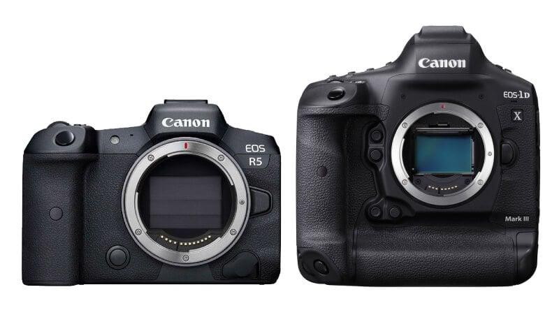 canon eos r mirrorless fullframe