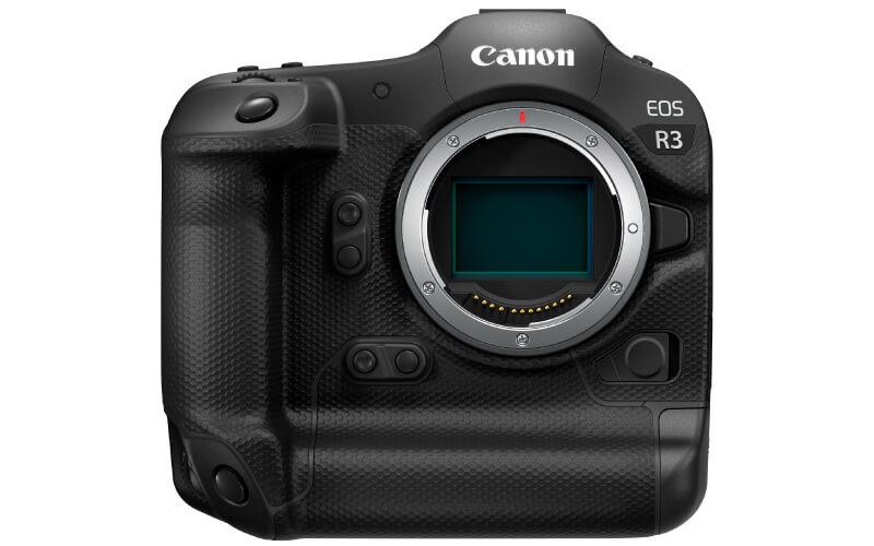 canon eos r3 mirrorless fullframe