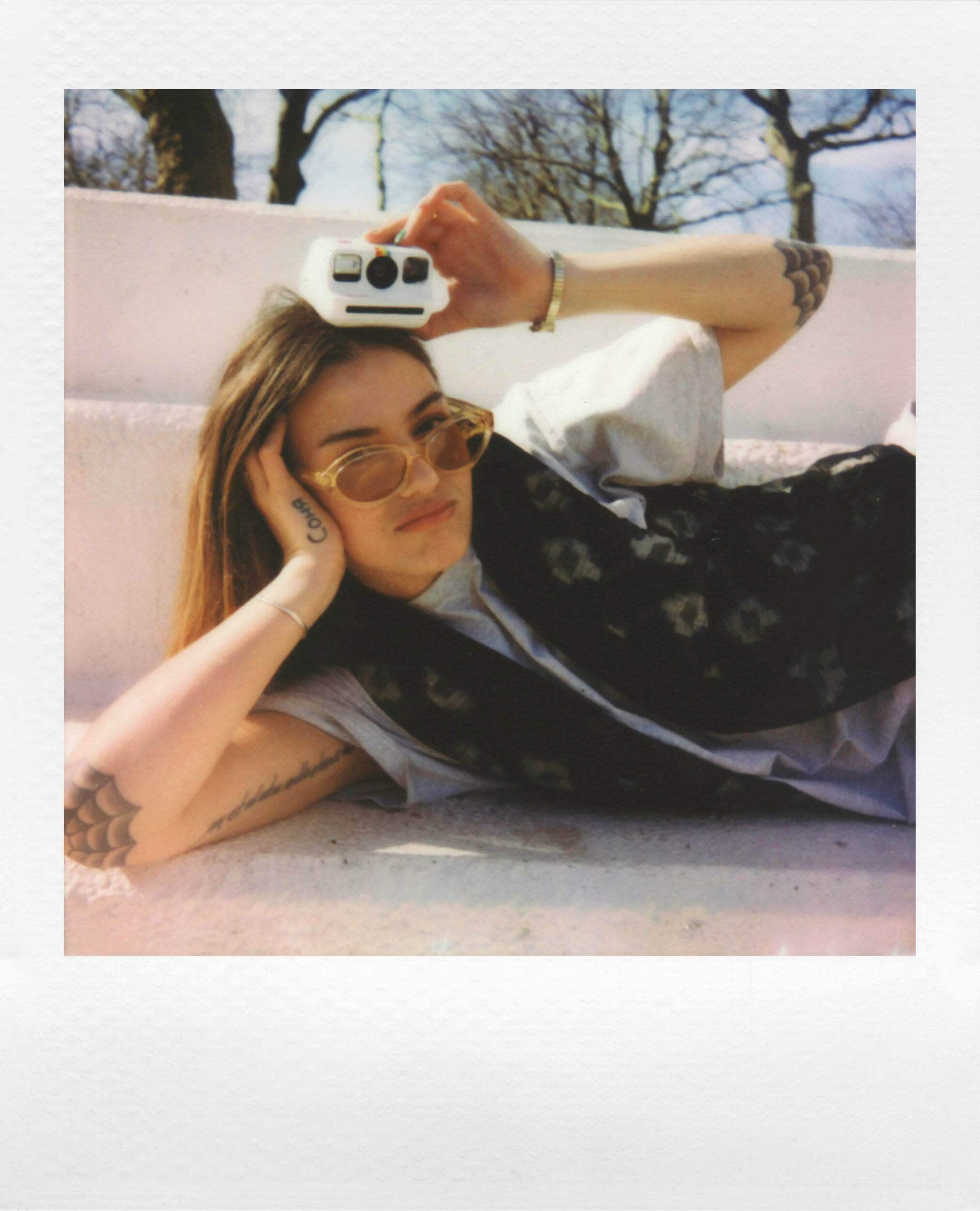 Polaroid ฟิล์มสี Color Go Flim - Double Pack