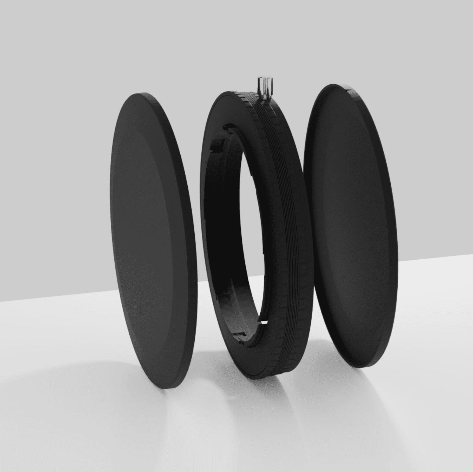 H&Y Filters RevoRing Magnetic Front & Back Cap