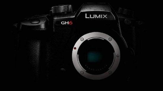 Panasonic Lumix DC-GH6 Mirrorless Micro Four Thirds Digital Camera