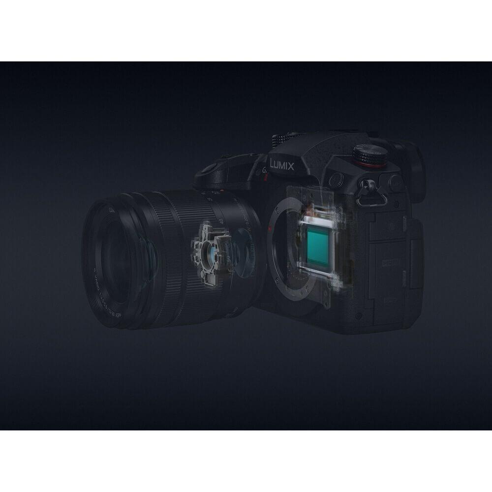 Panasonic Lumix GH5 II Mirrorless Camera Body Only 13