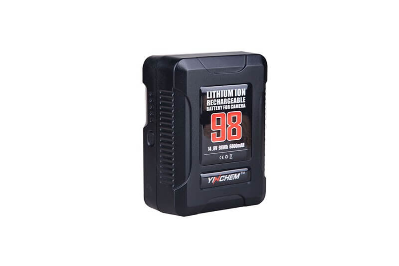 Rolux Smart V-Mount Battery YC-98S
