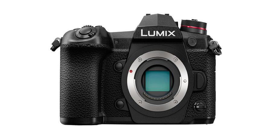 Firmware  Panasonic Lumix G9