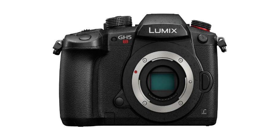 Firmware Panasonic Lumix GH5S