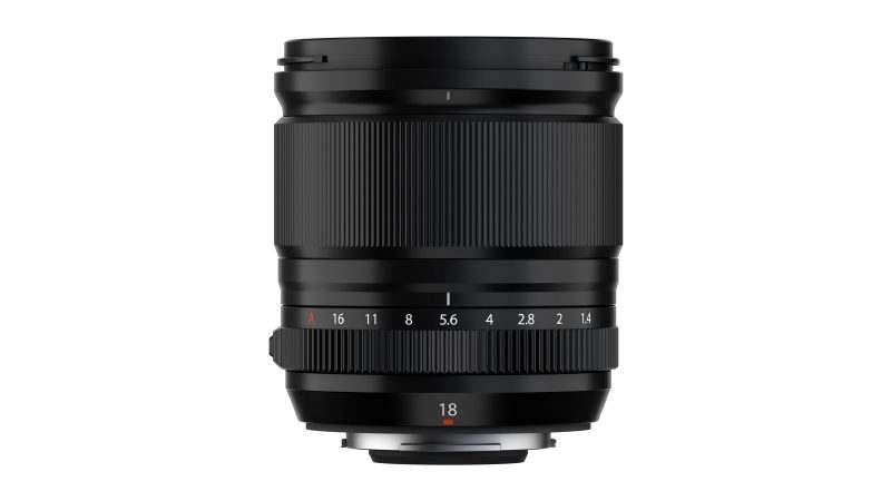 review Fujinon 18mm f14 aperture ring