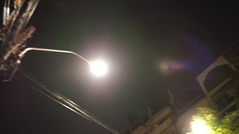 fujinon 18mm f1.4 wr flare