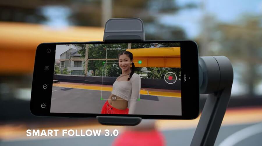 zhiyun smooth q3 compact smart follow 3.0