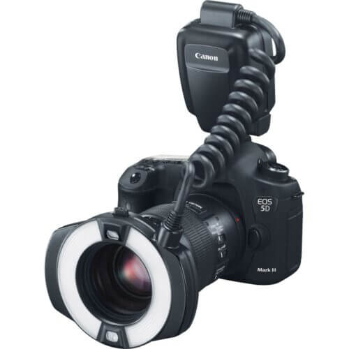 Canon MR-14EX II Macro Ring Lite
