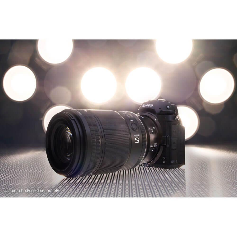 Nikon NIKKOR Z MC 105mm f2.8 VR S Lens