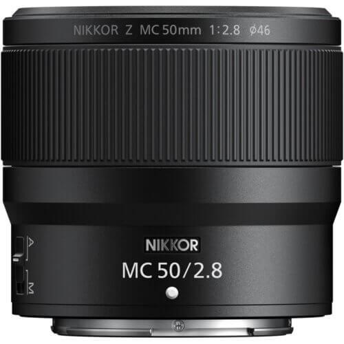 Nikon NIKKOR Z MC 50mm f2.8 Lens 2