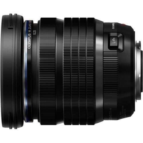 Olympus M.Zuiko Digital ED 8-25mm f4 PRO Lens