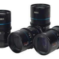 SIRUI Mars Rehoused Anamorphic Lens Kit for Micro Four Thirds