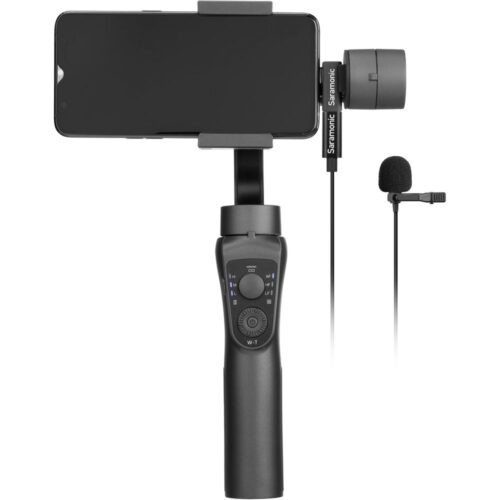 Saramonic LavMicro U3B Omnidirectional Lavalier Microphone