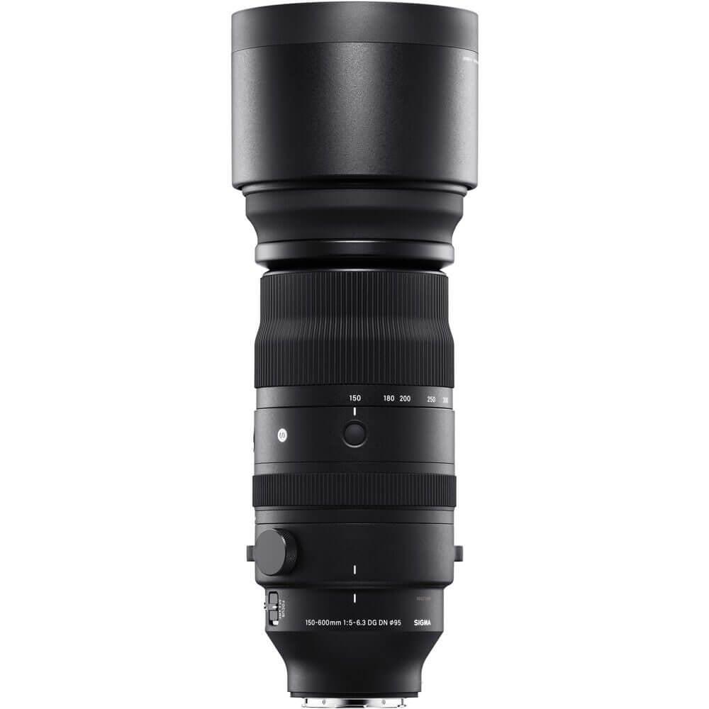 Sigma 150-600mm f5-6.3 DG DN OS Sports Lens