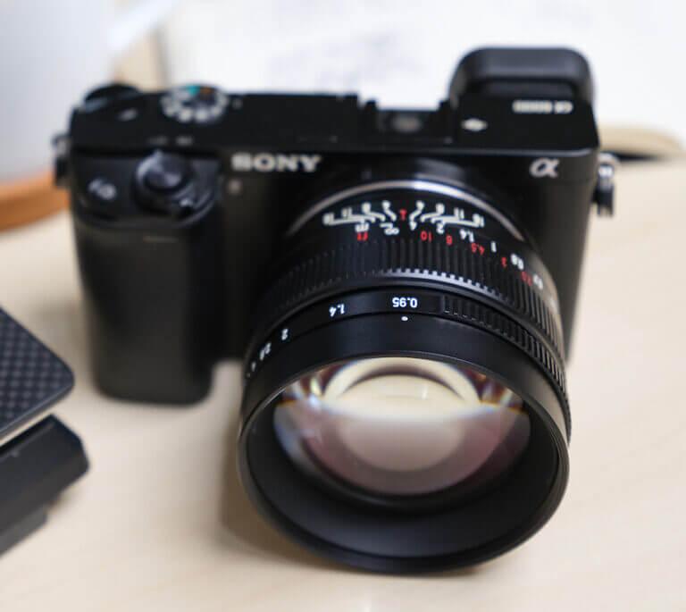 New 7Artisans 50mm f/0.95