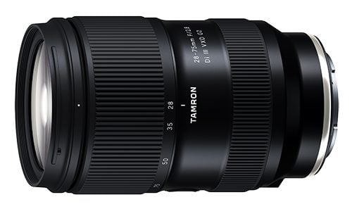 Tamron (A063) 28-75mm F2.8 Di III VXD G2 lens for Sony E-mount