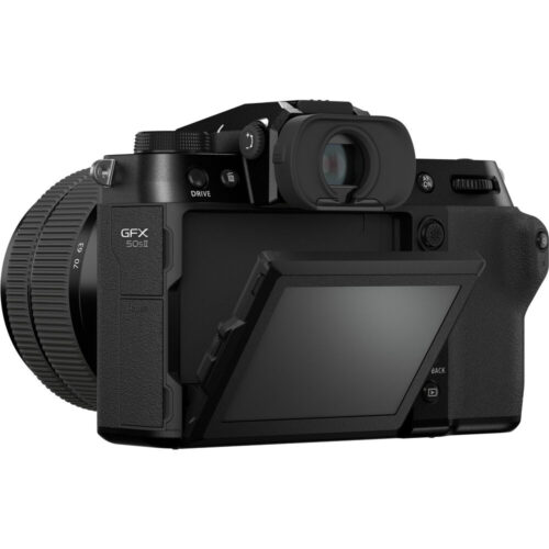 FUJIFILM GFX 50S II Medium Format Mirrorless Camera (Body Only)