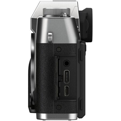 FUJIFILM X-T30 II Mirrorless Digital Camera (Body Only, Silver)