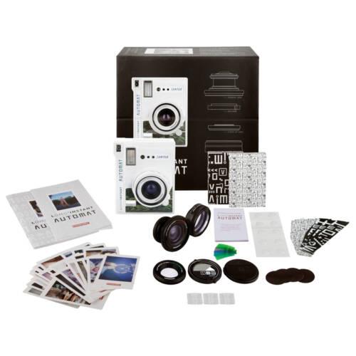 Lomo'Instant Automat Camera & Lenses Suntur Edition