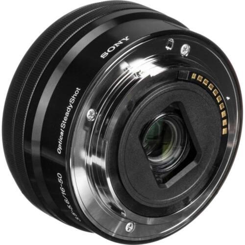Sony E PZ 16-50mm f3.5-5.6 OSS Lens
