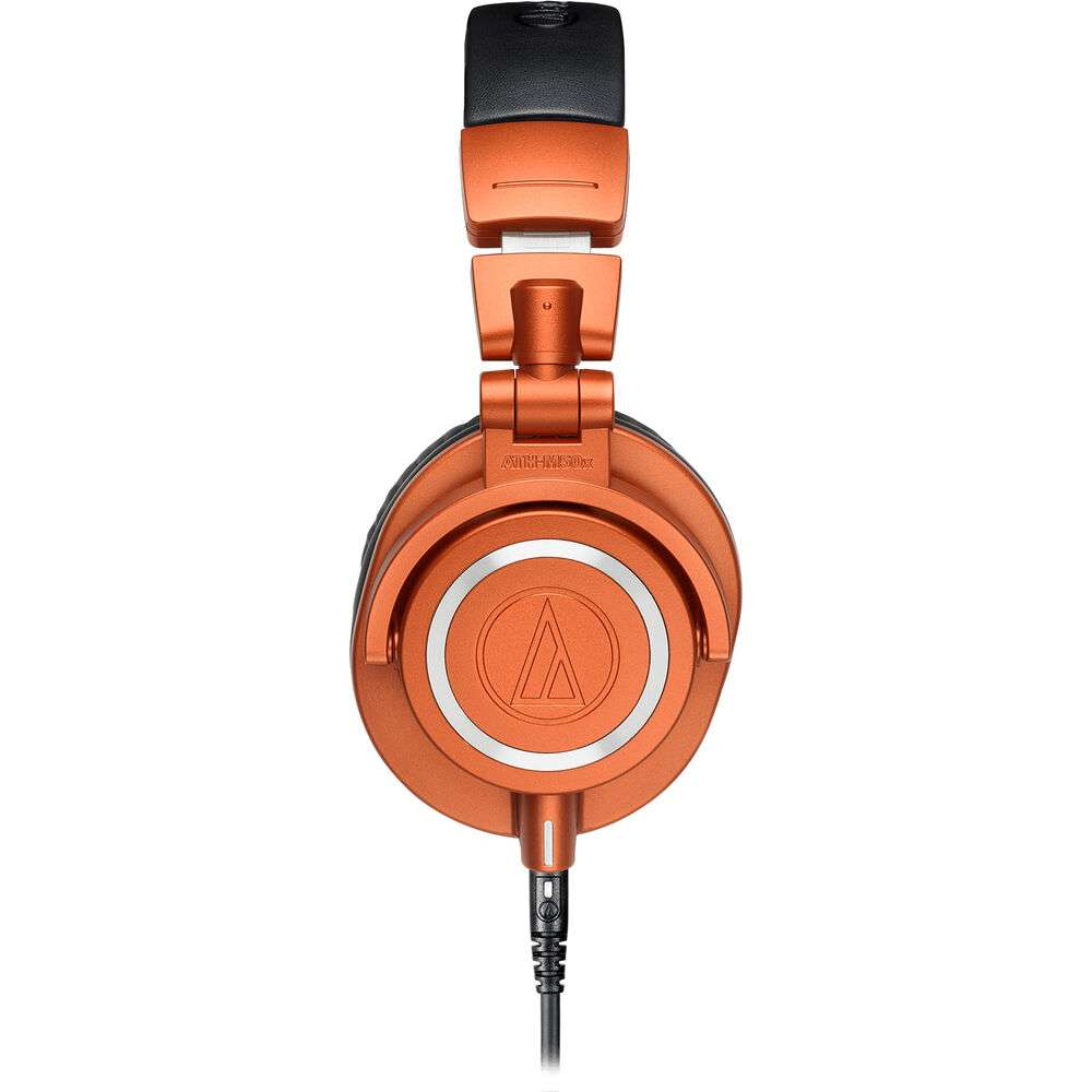Audio-Technica ATH-M50xMO Closed-Back Monitor Headphones (Limited Edition Lantern Glow)