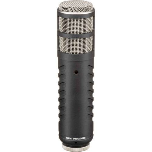 Broadcast quality sound High output dynamic capsule Balanced, low impedance output Internal shock mounting of capsule for low handling noise