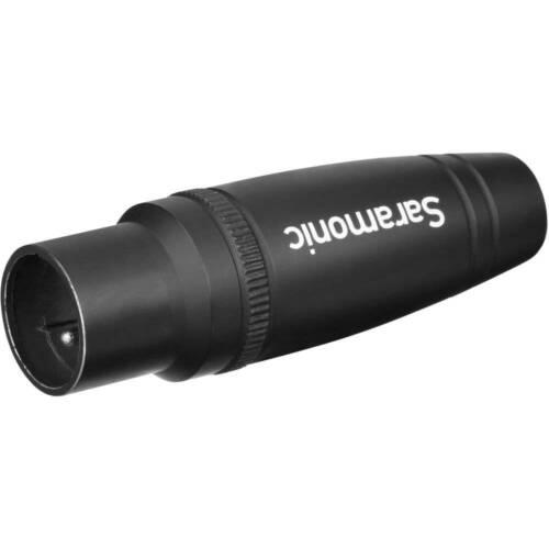 Saramonic C-XLR 3.5mm TRS Female to XLR Male Adapter