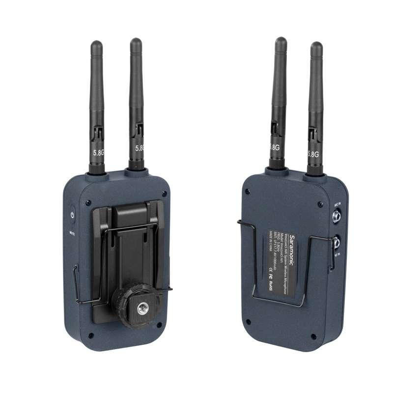 Lapel Wireless Microphone System