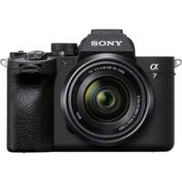 Sony Alpha a7 IV (A7M4) Mirrorless Digital Camera with 28-70mm Lens